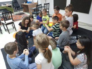 арт работилница за деца между 5 и 11 години